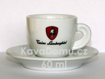 LAMBORGHINI malé šálky na espresso 6 x 60ml