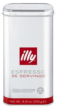 ILLY - porcovaná káva 36 ks