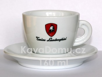 LAMBORGHINI šálek na cappuccino 160ml