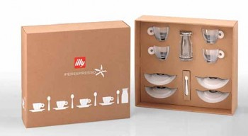 Illy kolekce lk Bellezza