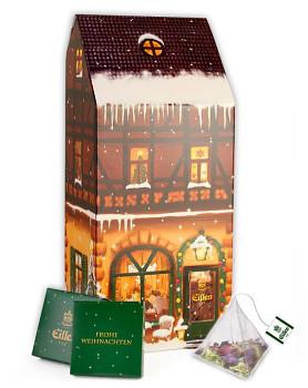 Adventní kalendář s čajem Eilles Tea Diamond, 22 druhů čaje