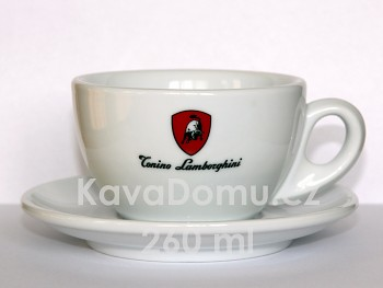 LAMBORGHINI šálek na cappuccino - maxi 260ml