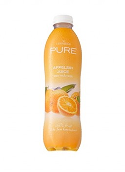 Džus Pure Orange 1l