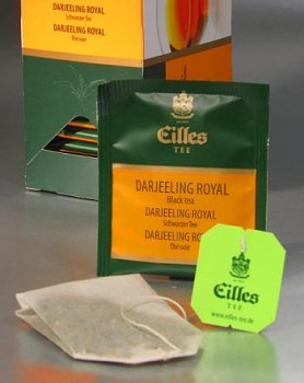 Čaj EILLES darjeeling royal 25ks/1,7g