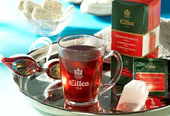 Čaj EILLES šípkový s ibiškem 25ks/2,5g