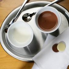COCAYA čokoláda bílá 10ks x 30g