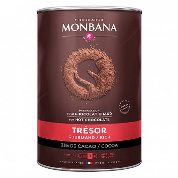 MONBANA krémová čokoláda 1kg