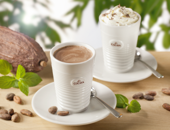 COCAYA krémová čokoláda tmavá 10ks x 30g