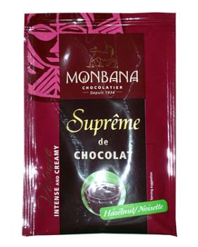 MONBANA horká čokoláda - oříšek