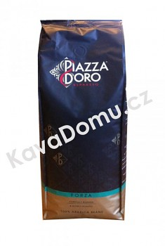 PIAZZA D'ORO forza 1000g - zrnková káva
