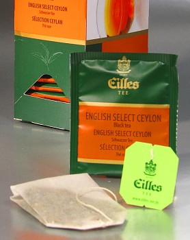 Čaj EILLES English Select Ceylon 25ks/1,7g