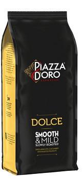PIAZZA D'ORO Dolce zrnková káva 1 kg