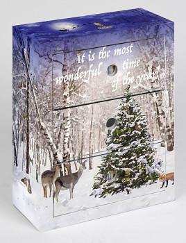 Adventní kalendář s čajem Eilles