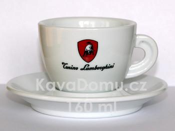LAMBORGHINI šálky na cappuccino 6 x 160ml